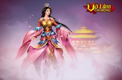 Acc Võ Lâm Chi Mộng lv 115 lc 144k