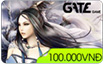 Gate 100k
