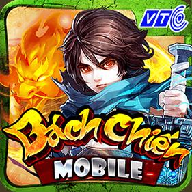Mua thẻ vinaphone nạp game Bách Chiến Mobile
