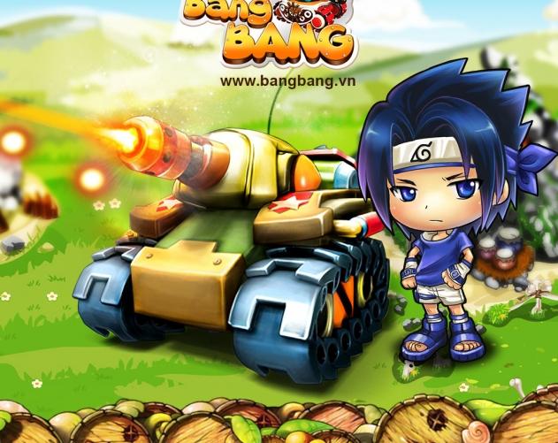 Nạp thẻ megacard cho game BangBang thế hệ 9x