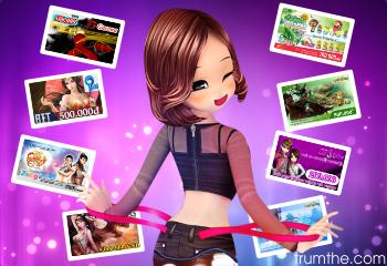 Giới thiệu các loại thẻ game online tại trumthe.com