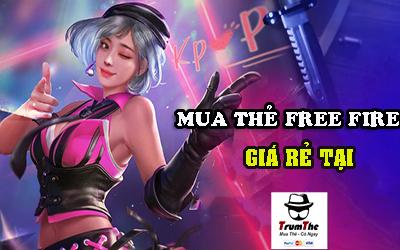 Cách Nạp Thẻ Game Free Fire Giá Rẻ Tại Trumthe.com