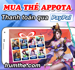 Tại sao bạn nên mua thẻ Appota online