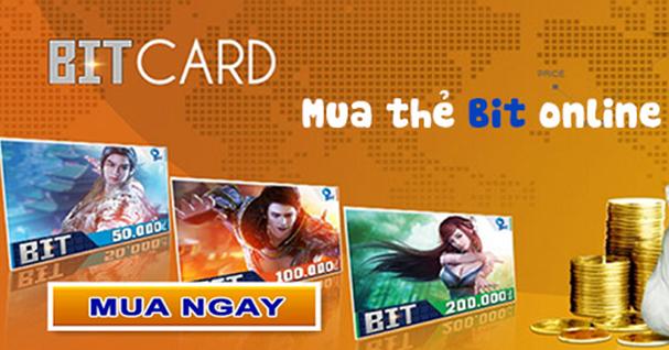 Thẻ Bit là gì? Nạp thẻ Bit siêu tốc ở đâu?