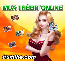 Nạp thẻ bit online cho game Tuyệt Tác Tu Tiên