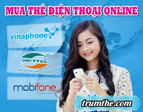 Lợi ích mua thẻ điện thoại tại Trumthe.com
