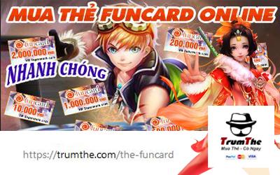 Cách mua thẻ Funcard đơn giản, chính xác nhất