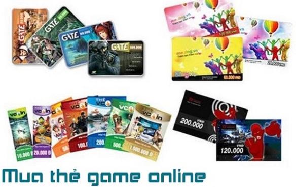 Hướng dẫn chi tiết cách mua thẻ Game nhanh chóng nhất