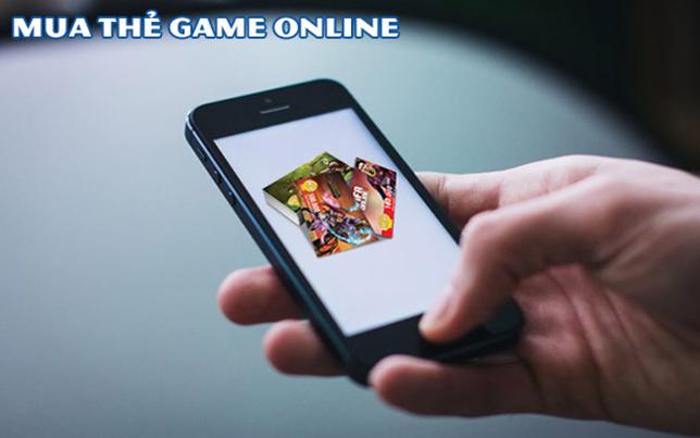 Hướng dẫn Mua Thẻ Game tại Trumthe.com