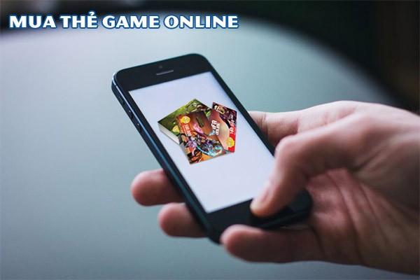 Mách bạn địa chỉ mua thẻ game nhanh và rẻ nhất hiện nay