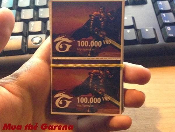 Lợi ích nổi bật khi mua Thẻ Garena online tại Trumthe.com