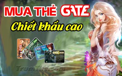 Mẹo mua thẻ Gate với chiết khấu khủng nhất trên thị trường