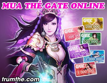 Thẻ Gate FPT là gì? Nạp game gì? Mua ở đâu giá rẻ nhất?
