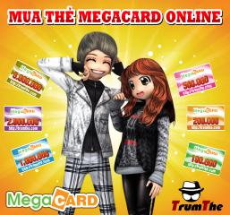 Công dụng thẻ Megacard không phải ai cũng biết