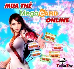 Mua thẻ megacard online và những lợi ích cần biết