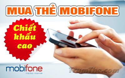 Nơi đâu có thể mua thẻ Mobifone với chiết khấu cao?