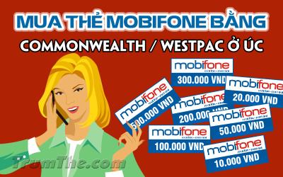 Làm thế nào để mua thẻ Mobifone chiết khấu cao ở Úc?