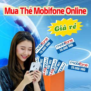 Mobifone – Giải pháp nạp tiền vào game