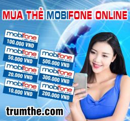 Mua thẻ mobifone – Chinh phục thế giới Võ Lâm
