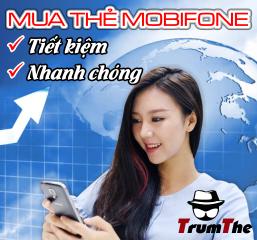 Dùng thẻ Visa, Master để mua thẻ mobiphone online