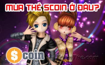 Mua thẻ Scoin ở đâu khi sống ở nước ngoài?