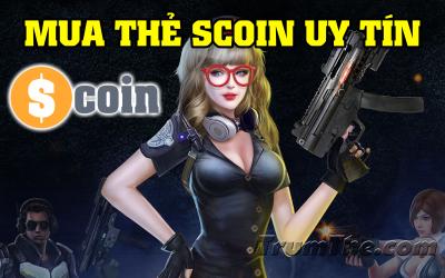 Mua thẻ Scoin thanh toán bằng Paypal khi ở nước ngoài