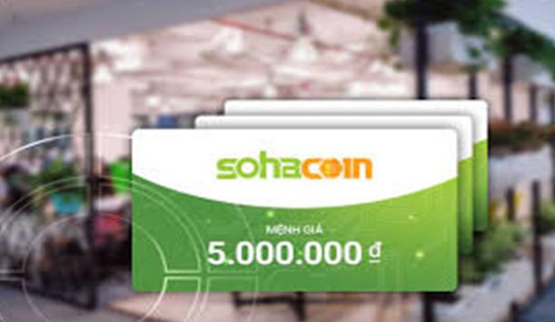 Hướng dẫn chi tiết hình thức mua thẻ sohacoin online