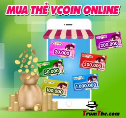 Bỏ túi cách mua thẻ Vcoin siêu tốc tại trumthe.com