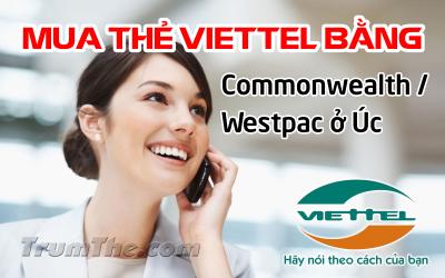 Hướng dẫn Bí quyết mua thẻ Viettel giá Sốc khi ở Úc