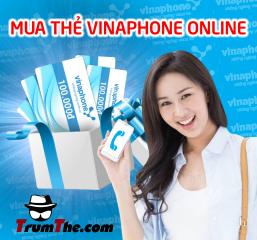 Mua thẻ vinaphone giá tốt cho game thủ ở nước ngoài