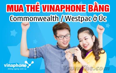 Mua thẻ Vinaphone chiết khấu cao dành cho gamer ở Úc