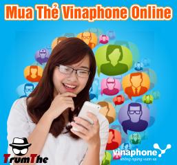 Lợi ích mua thẻ vinaphone online tại Trumthe.com