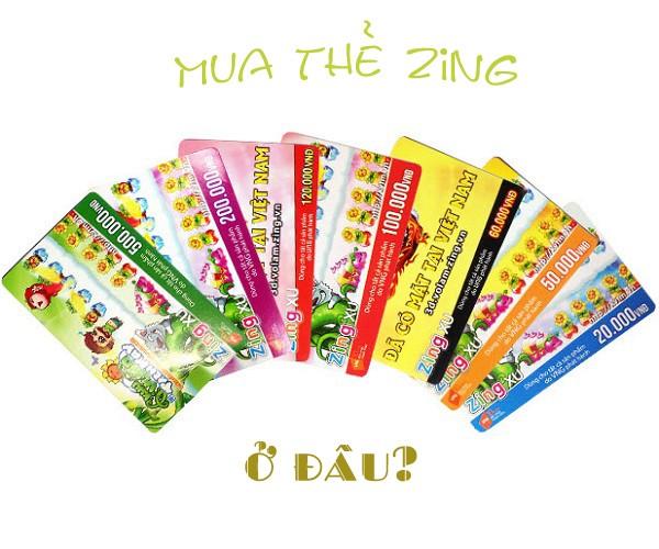 Đố bạn Zing Card là gì? Dùng để làm gì? Mua ở đâu?