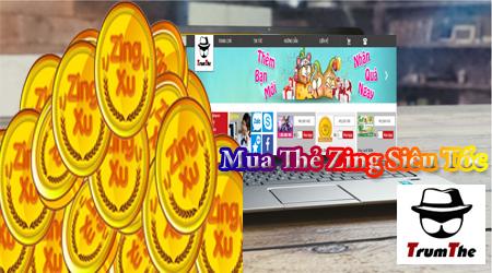 Bạn đã biết cách mua thẻ Zing siêu tốc chưa?
