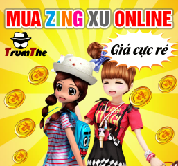 Mẹo mua zing xu online tiết kiệm tiền cho game thủ