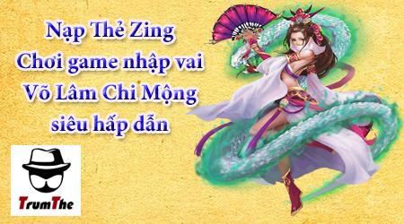 Võ Lâm Chi Mộng - Game nhập vai online