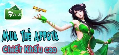 Appota Card là thẻ gì? Mua Thẻ Appota ở đâu nhiều ưu đãi?