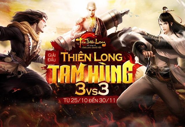 Hỏi – Đáp xoay quanh game Tân Thiên Long