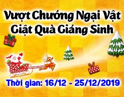 Vượt Chướng Ngại Vật - Giật Quà Giáng Sinh