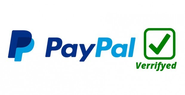Hướng dẫn Verify tài khoản Paypal