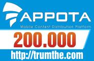 Thẻ Appota 200k