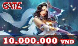 Gate 10 triệu