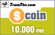 Thẻ Scoin 10k