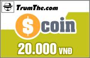Thẻ Scoin 20k