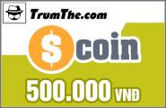 Thẻ Scoin 500k