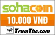 Thẻ Sohacoin 10k