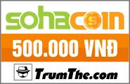 Thẻ Sohacoin 500k