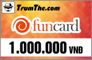 Thẻ Funcard 1 triệu