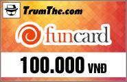 Mua thẻ Funcard nạp game Tam Quốc Truyền Kỳ cực nhanh qua thẻ ngân hàng