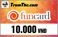 Thẻ Funcard 10k